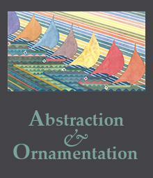 Abstraction and Ornamentation Works of Art page