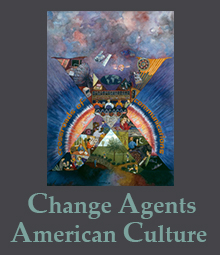 Change Agents of American Culture Works of Art page
